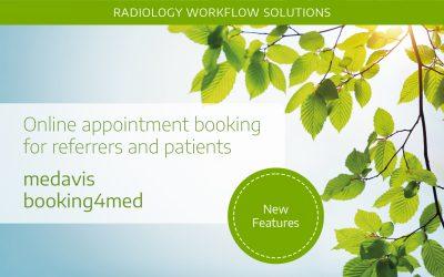 medavis Online Appointment Booking now available for Referring Physicians