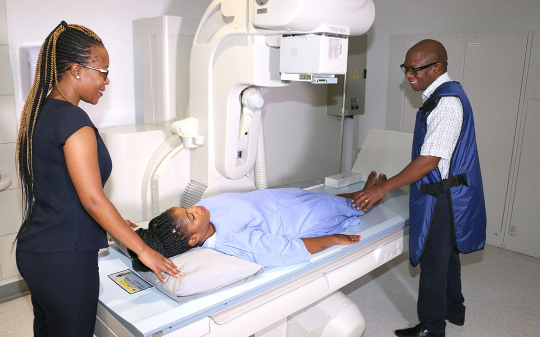 Northern Radiologists at Netcare Pholoso Hospital, Polokwane, South Africa