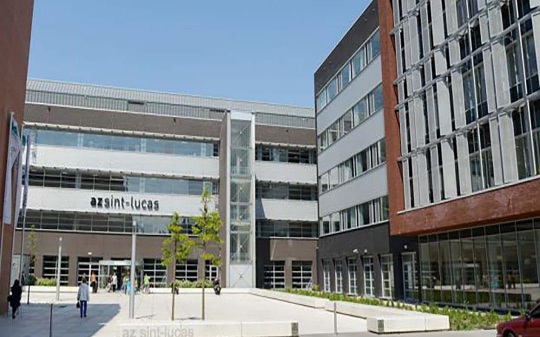 AZ Sint-Lucas Hospital in Gent, Belgien