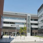 AZ Sint-Lucas Hospital Gent, Belgien
