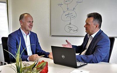 Interview mit Dr. Günter Hellstern, neuer Leiter Support bei medavis