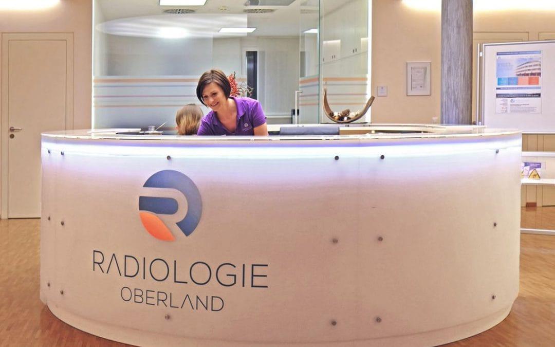 Radiologie Oberland im Krankenhaus in Agatharied, Hausham